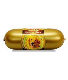 Jerhigh Hot Dog Bar Chicken & Vegetable 150 G ( Pack Of 2 )