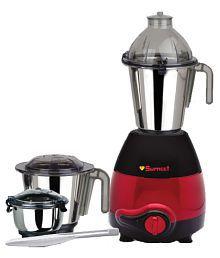 Mi Sumeet Domestic Plus 2010 750 Watt 3 Jar Mixer Grinder