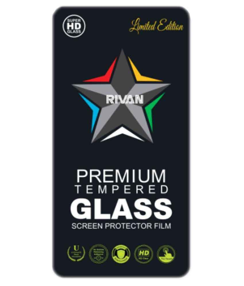 Intex Aqua Craze Tempered Glass Screen Guard By Rivan