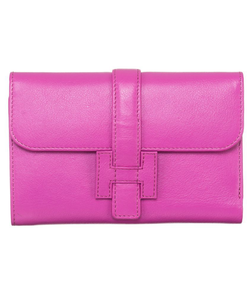 Enfant Terrible Pink Wallet