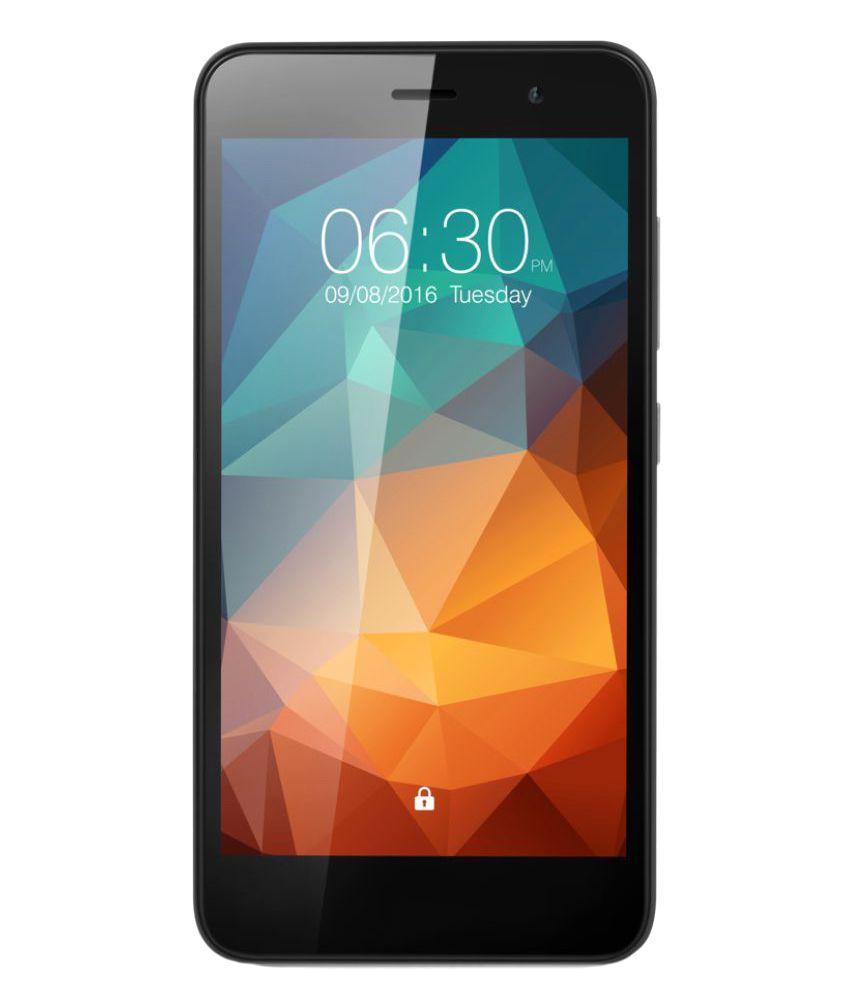 Xolo Era 2X (2GB, Black and Gun) (4G with Fingerprint Scanner)
