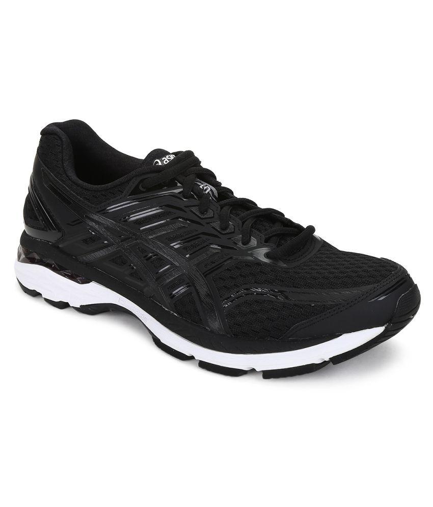 Asics GT-2000 5 Black Running Shoes