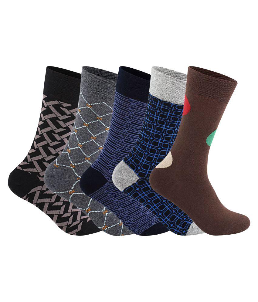 Supersox Multi Casual Full Length Socks