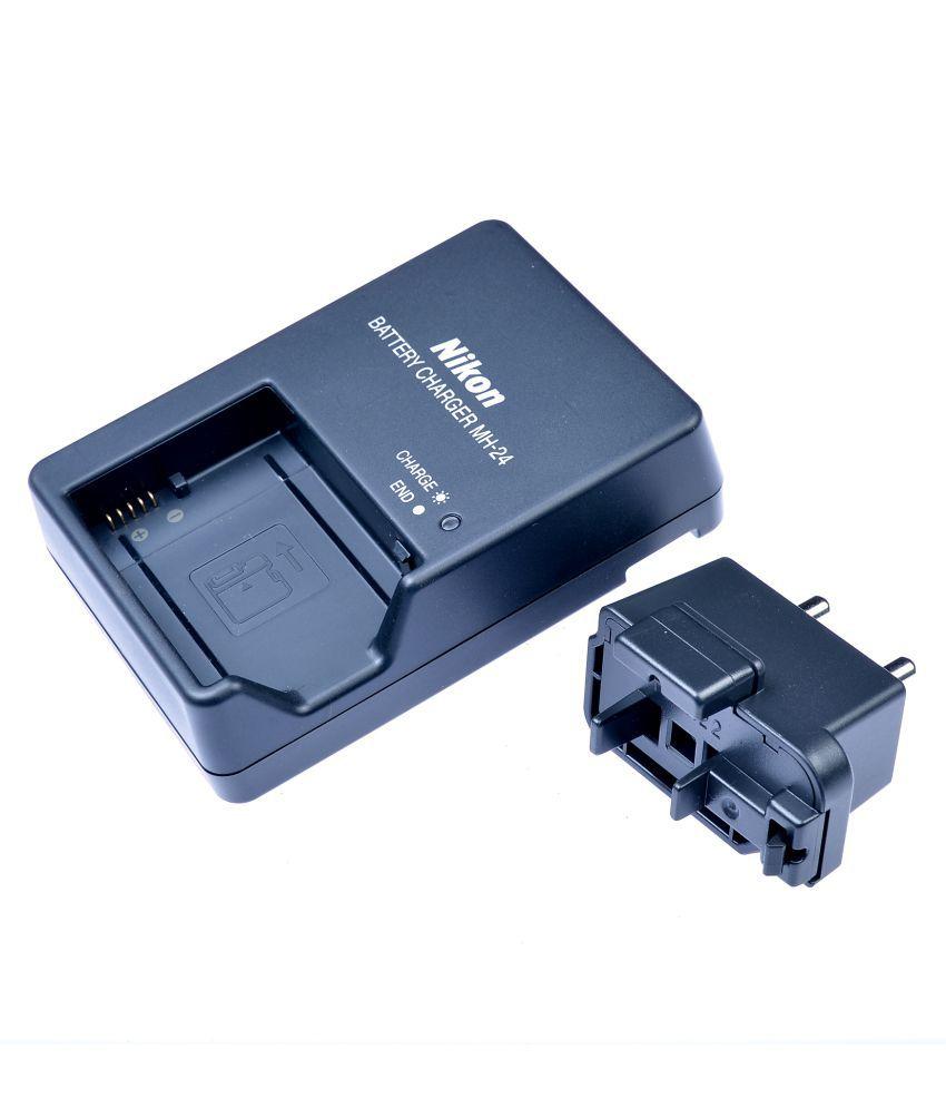 ... Nikon MH-24 Camera Battery Charger