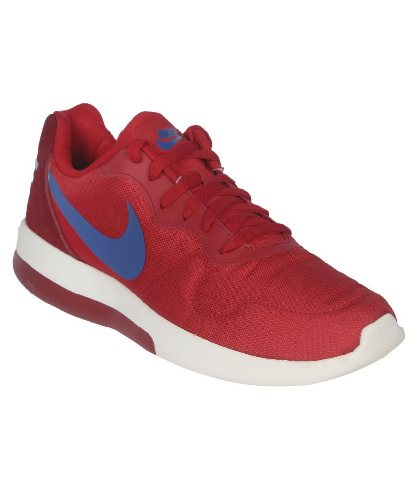 7c99823608c Nike MD RUNNER 2 LW Red Running Shoes - Buy Nike MD RUNNER 2 LW Red Running  Shoes Online at Best Prices in India on Snapdeal