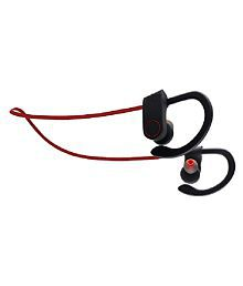Mobilefit On Ear Wireless Headphones With Mic
