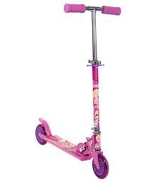The Flyer's Bay Pink Character 2 Wheel Scooter