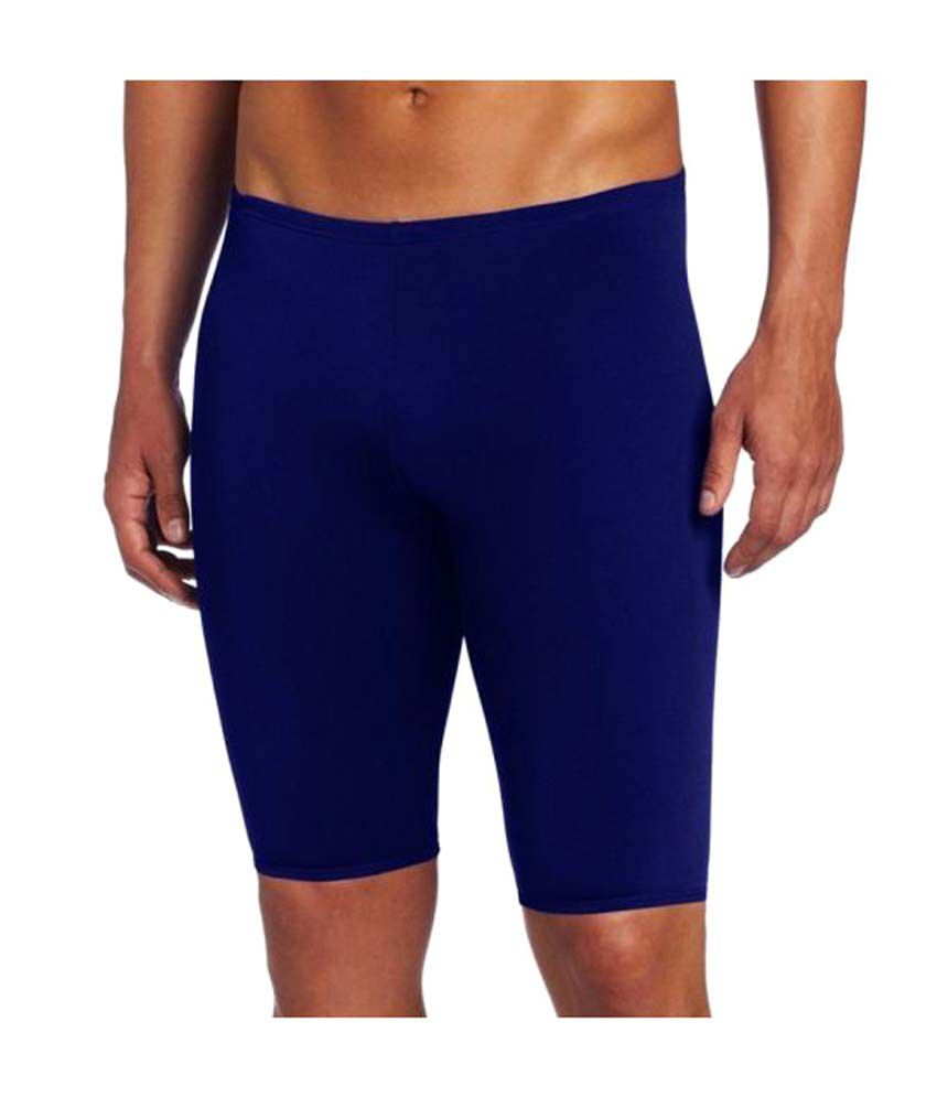 Lycot lycra Compression Half Tights Plain