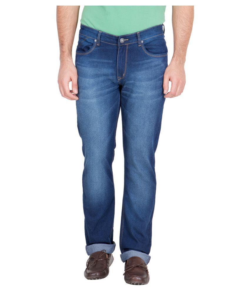 Red Tape Dark Blue Slim Jeans