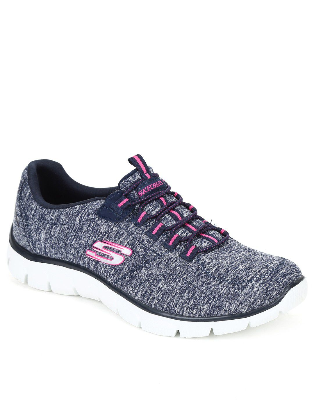 Skechers Gray Running Shoes