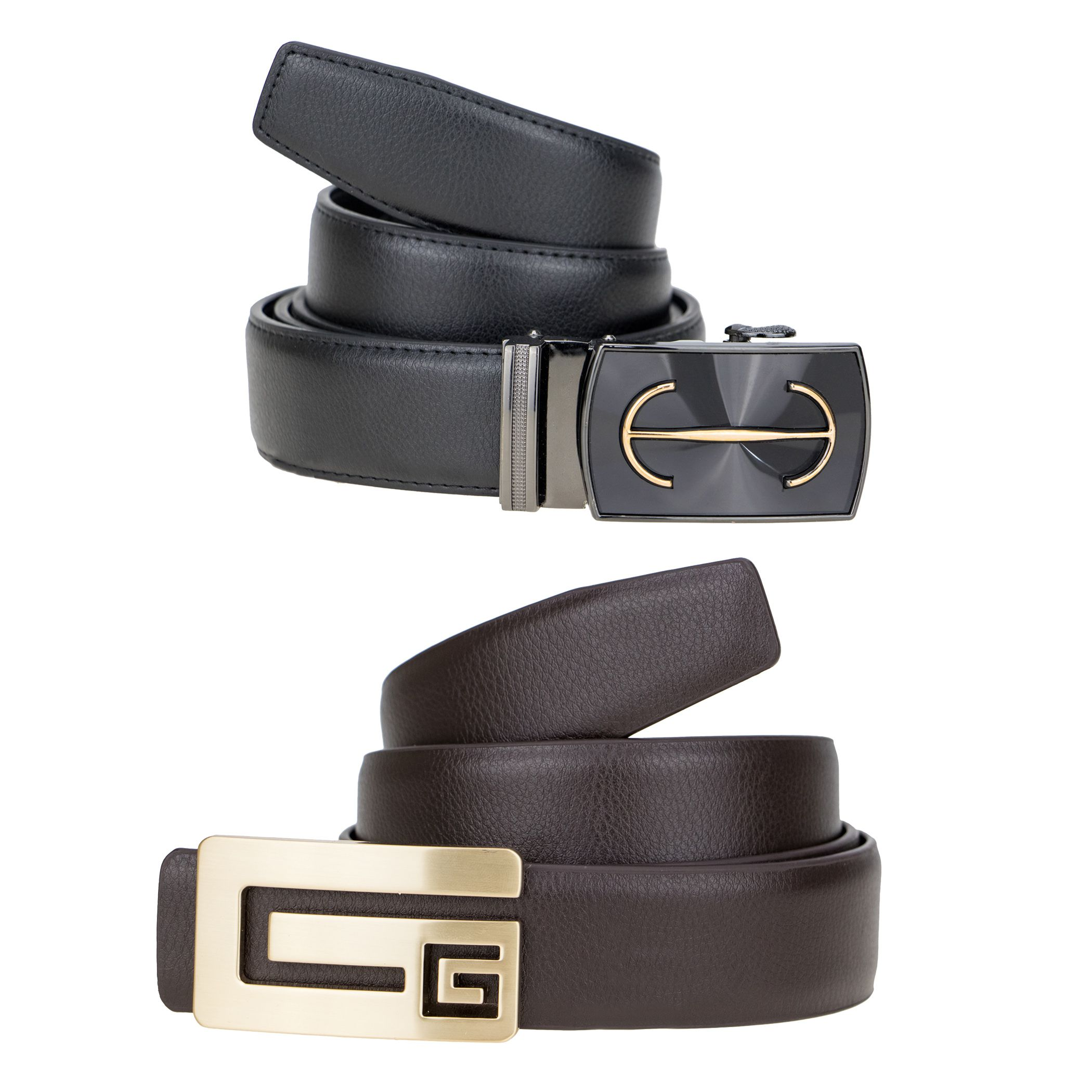 Genious Multi Leather Combo Belts
