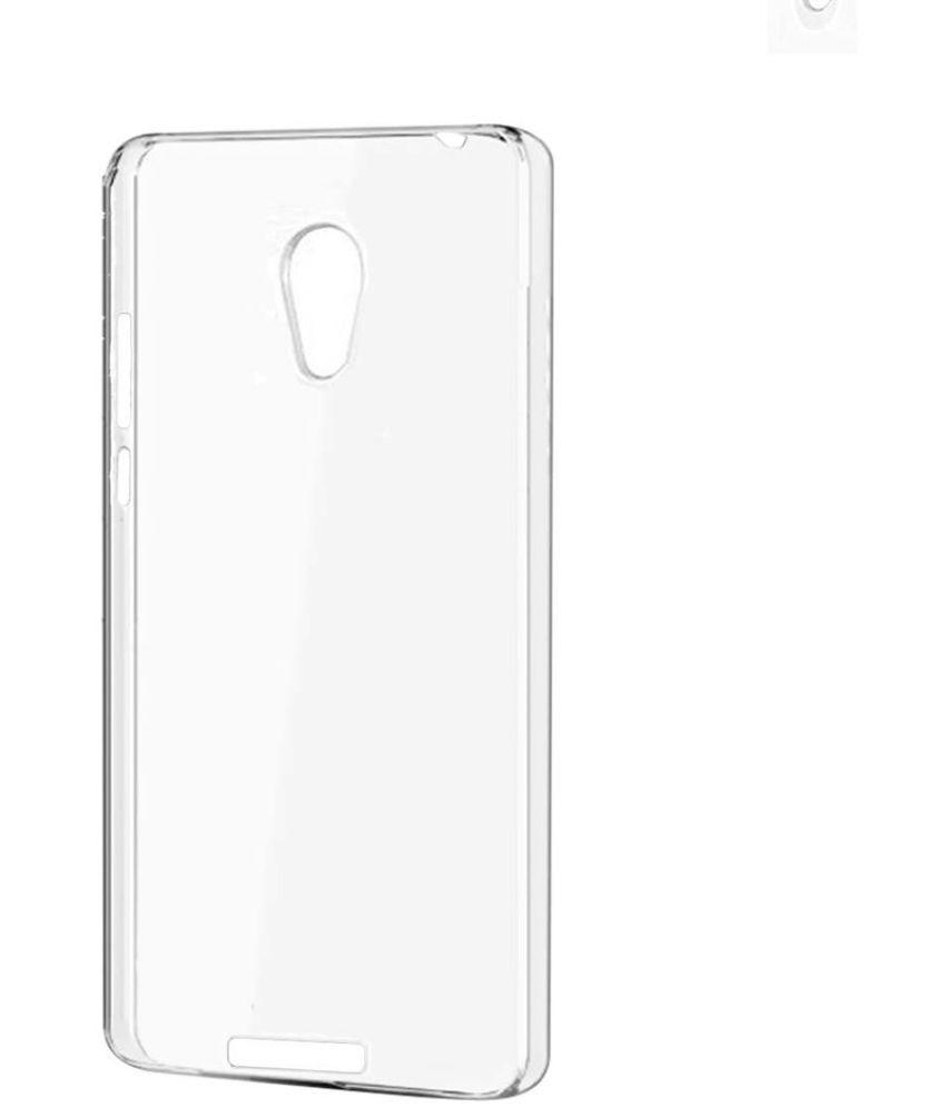 the latest ccbfa db56b Micromax Vdeo 2 Q4101 Plain Cases Sai APH - Transparent