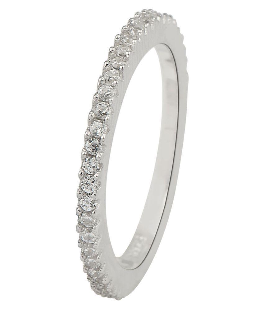 Sogani Jewellers 92.5 Silver Ring