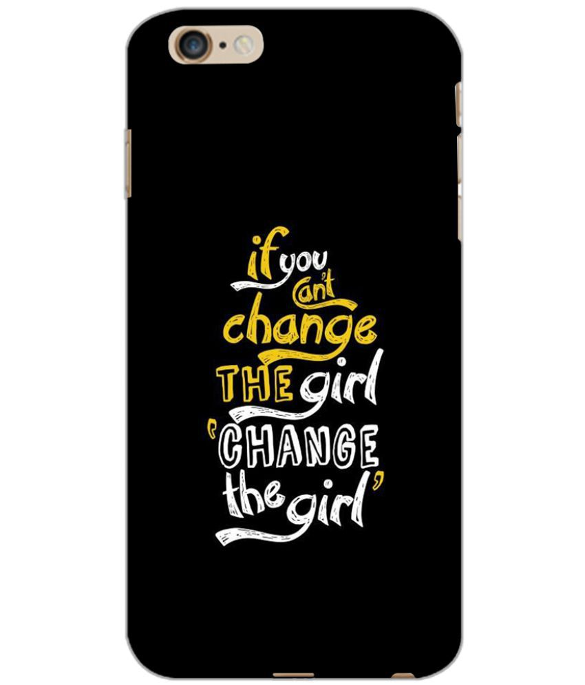 Apple iPhone 6 Plus Printed Cover By PRINTSWAG