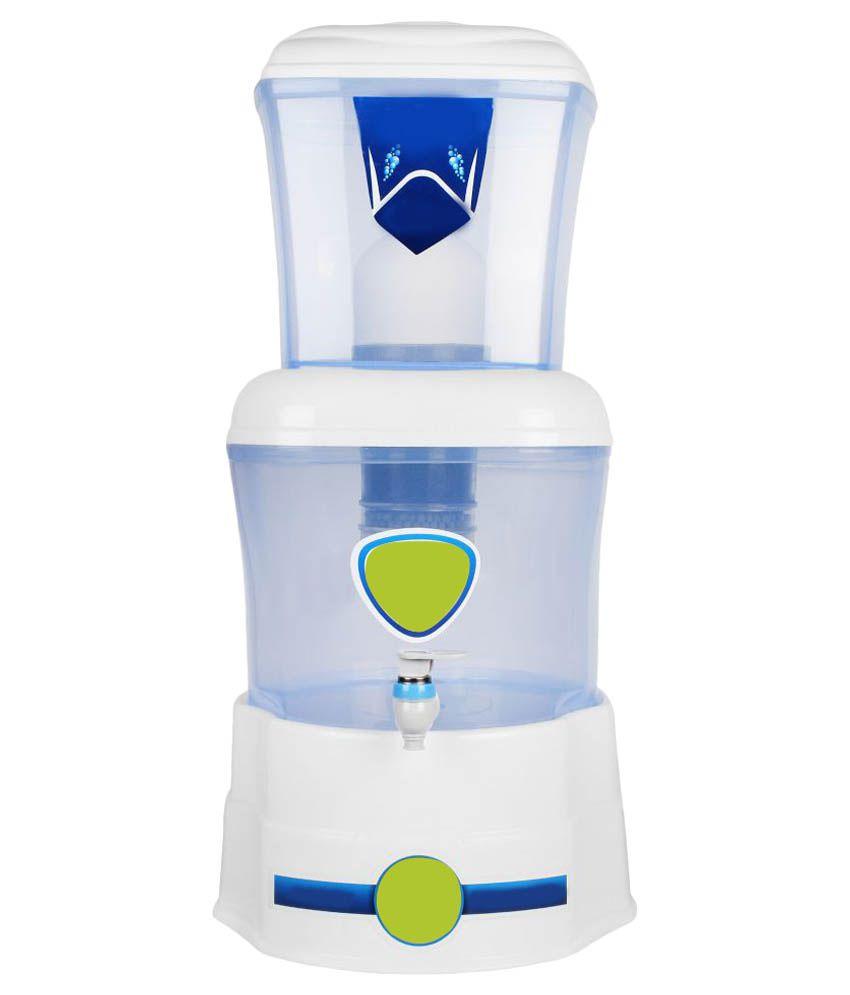 Kinsco Aqua Mineral Pot 7 Stage 16 Ltr Gravity Water