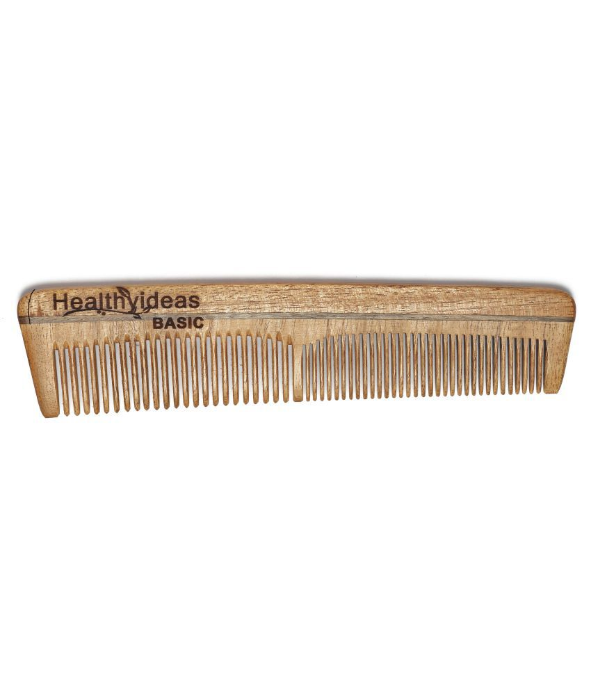 HealthyIdeas Fine Tooth Rattail Comb