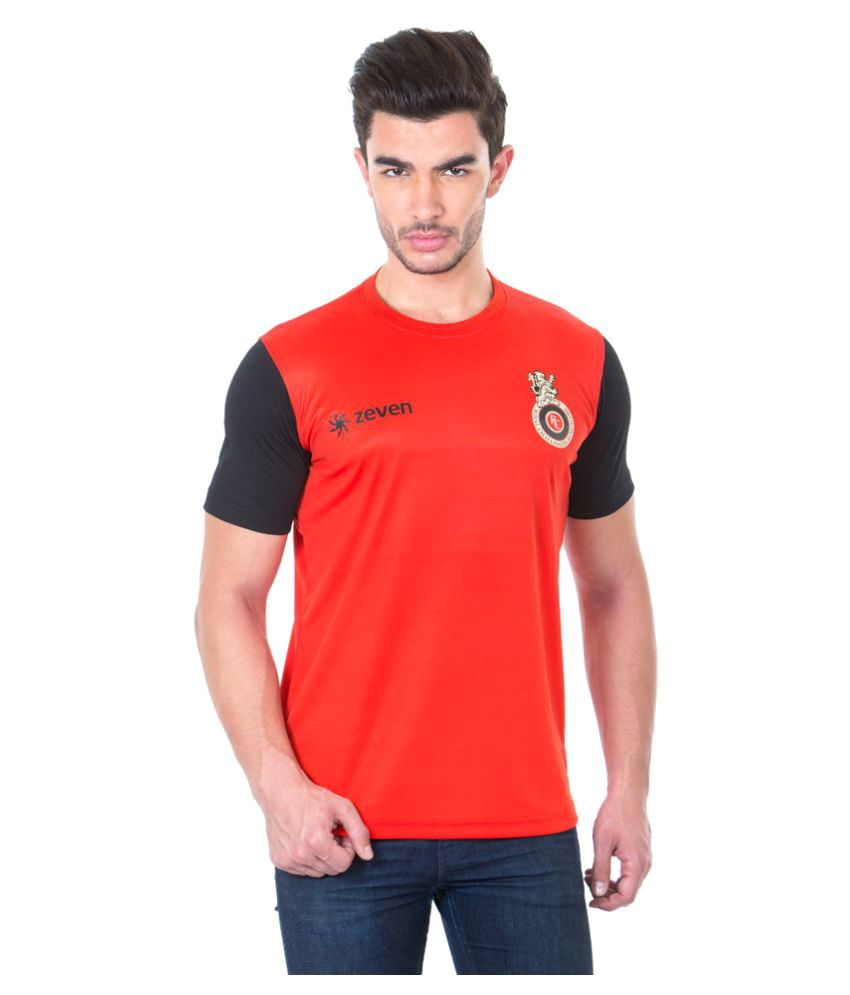 Royal Challengers Bangalore IPL 2017 Mens T-shirts