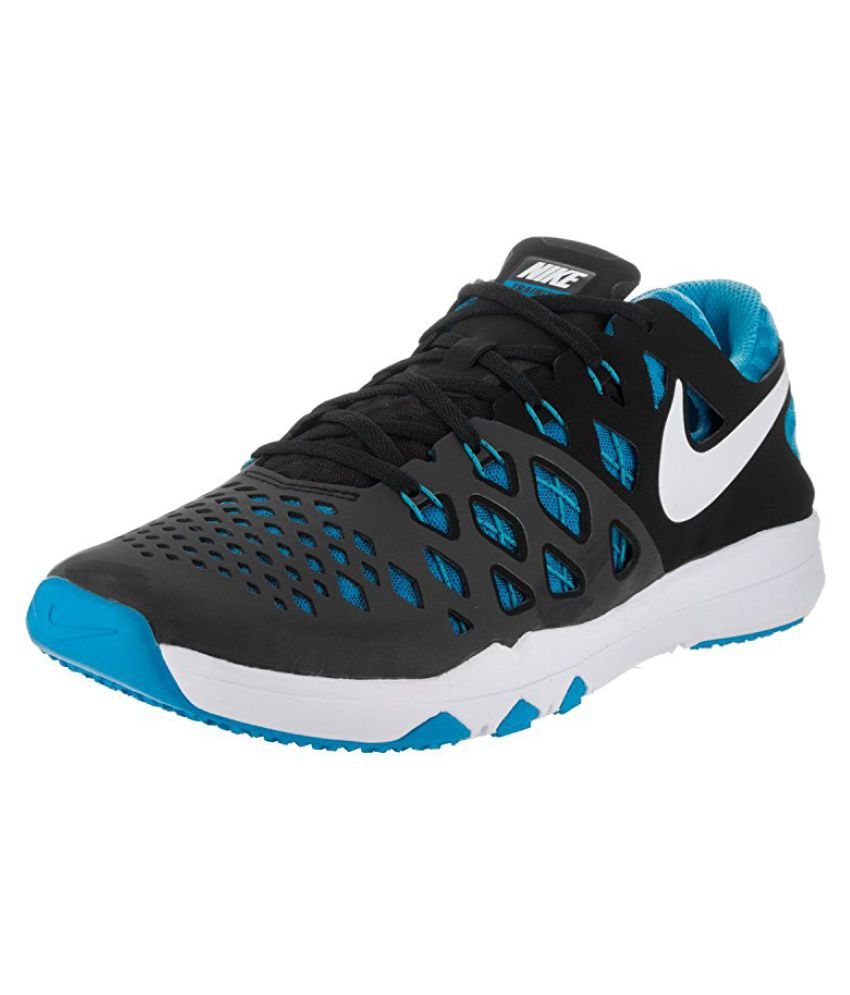 Nike Train Speed 4 Blue Running Shoes ...