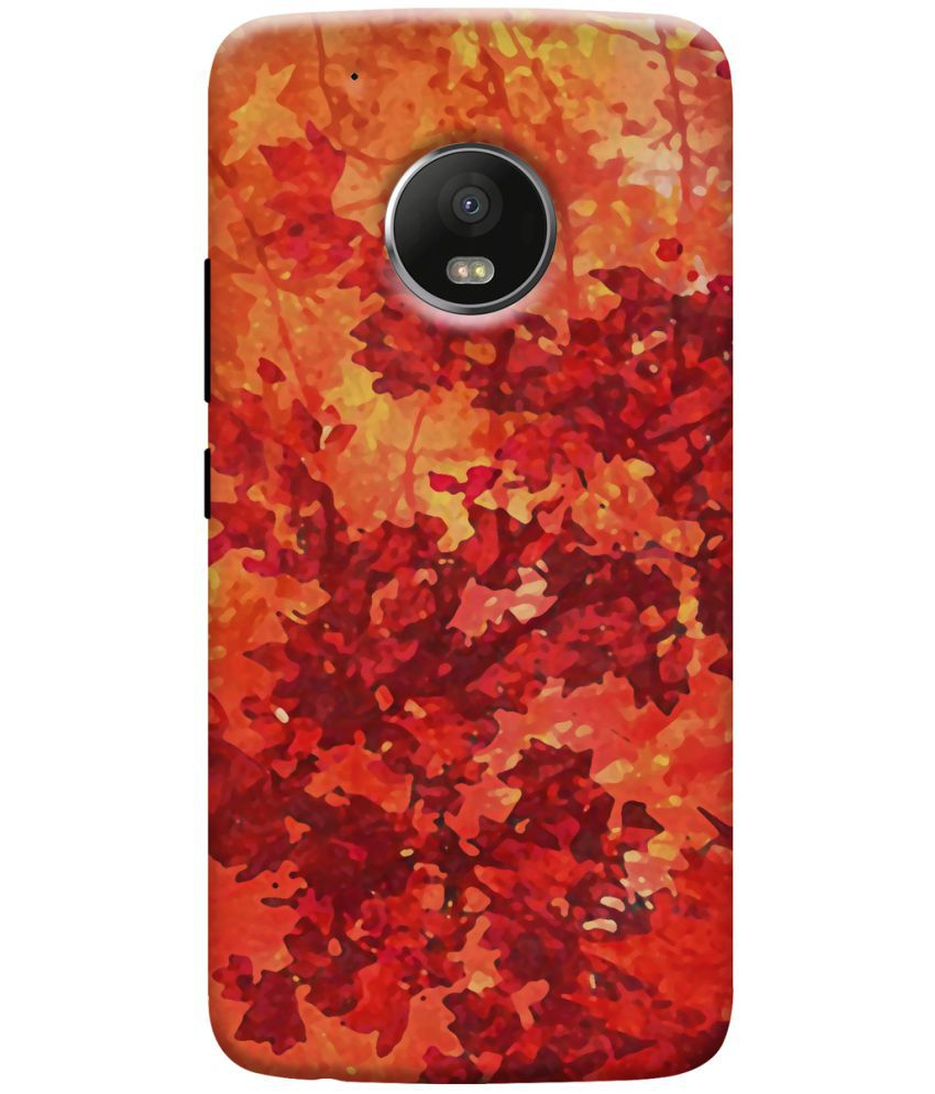 Moto G5 Plus Printed Cover By KanvasCases