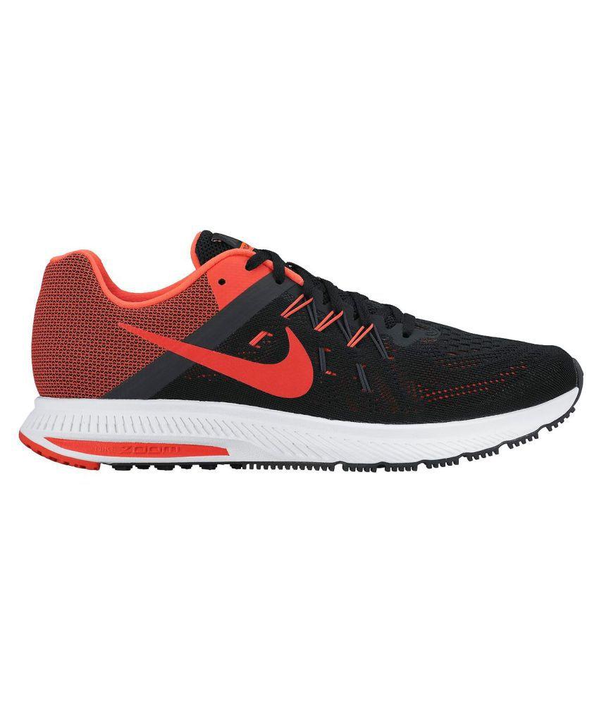 503f019dcb5c order nike zoom winflo 2 black running shoes f46c8 3ac04