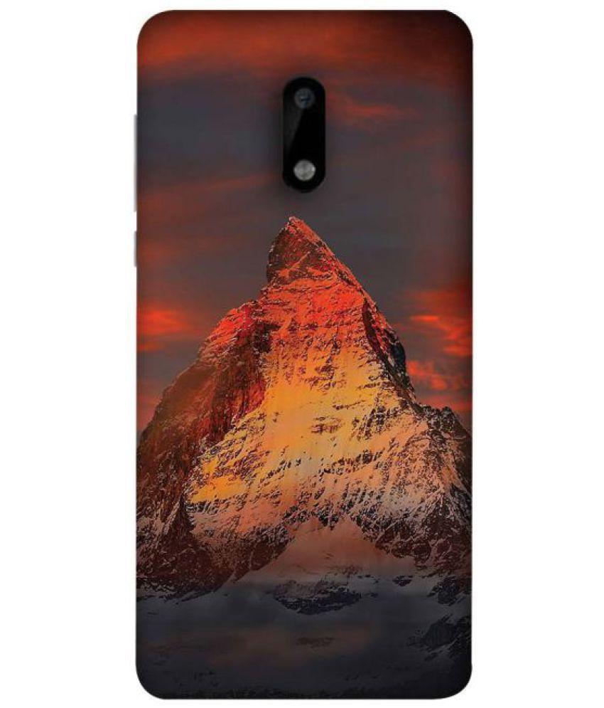 Nokia 6 3D Back Covers By YuBingo