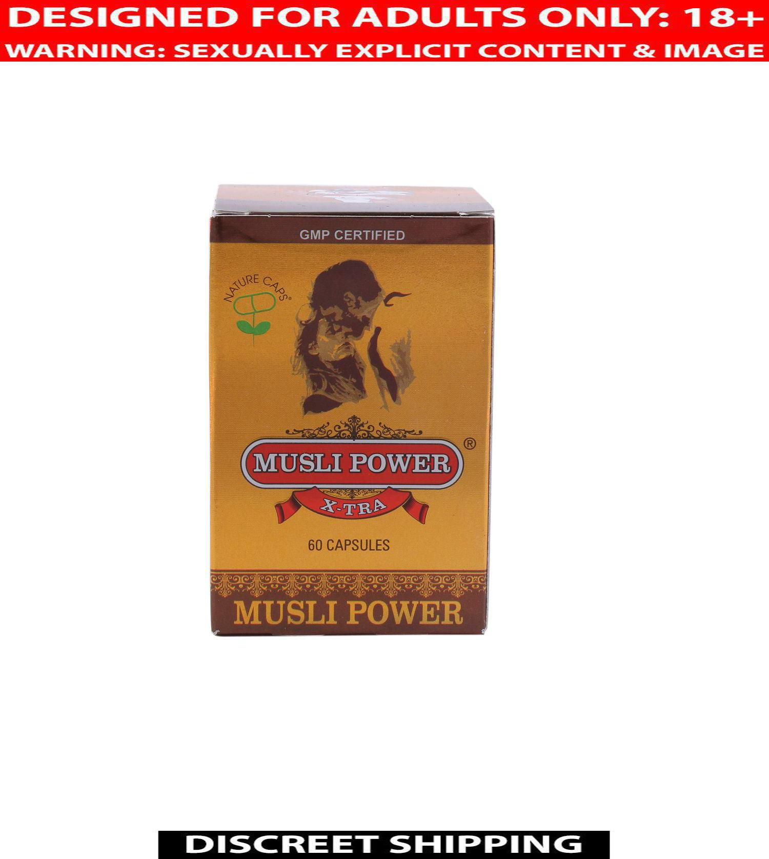 Musli Power Xtra 60 Capsules Buy Musli Power Xtra 60 Capsules at