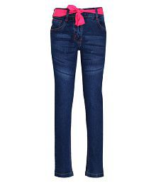 612 League Blue Jeans