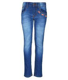 612 League Dark Blue Jeans