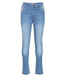 612 League Light Blue Jeans