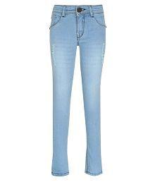 612 League Sky Blue Jeans