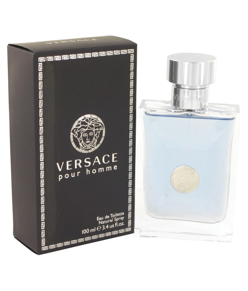 5197f1994673 Versace Fragrances Pour Homme Eau De Toilette Spray  Buy Online at Best  Prices in India - Snapdeal