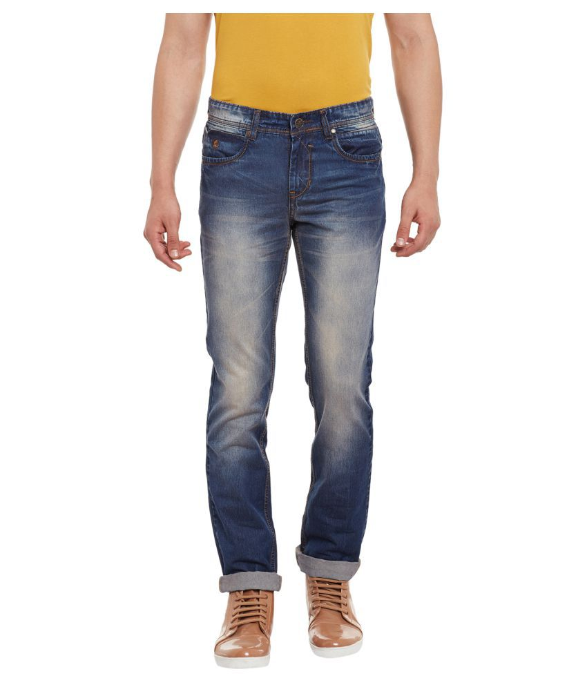 Canary London Blue Slim Jeans