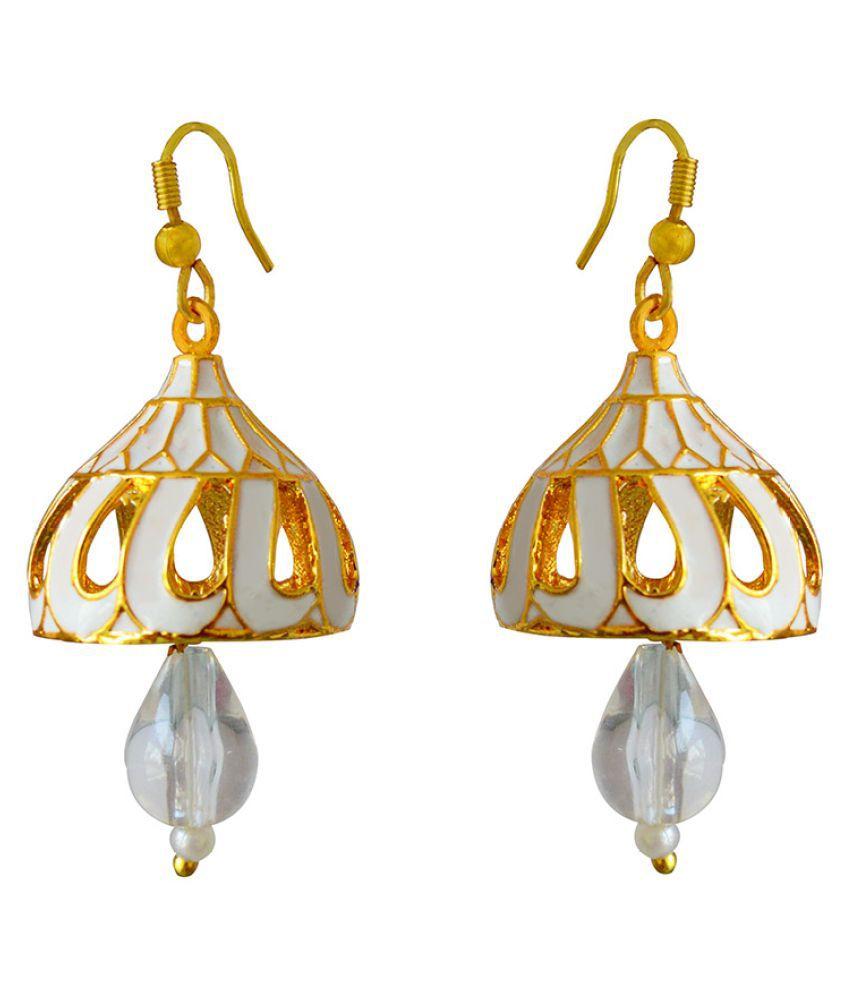 c627274b90 MK Jewellers Multicolor Earrings - Buy MK Jewellers Multicolor Earrings  Online at Best Prices in India on Snapdeal