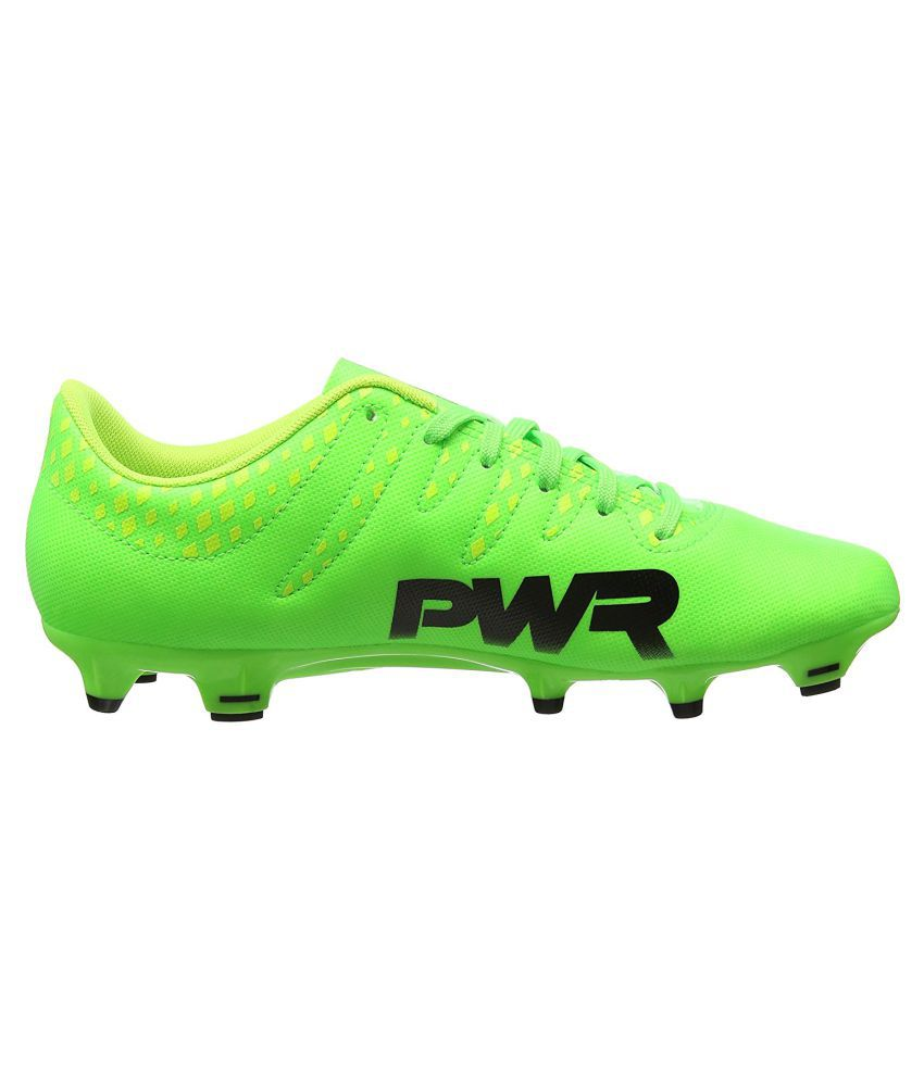 b9c8fd98594 Puma Evopower Vigor 4 Fg Green Football Shoes - Buy Puma Evopower ...