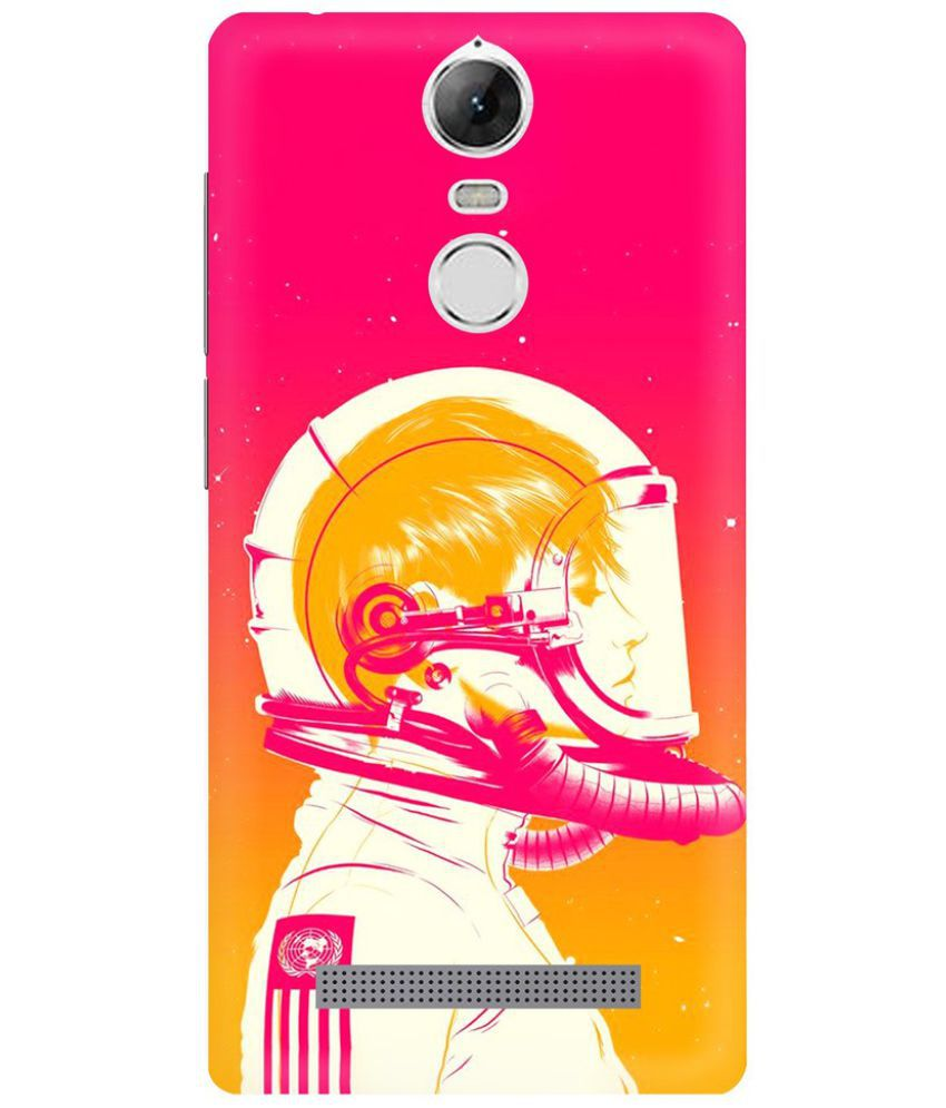 Lenovo K5 Note Printed Cover By Knotyy