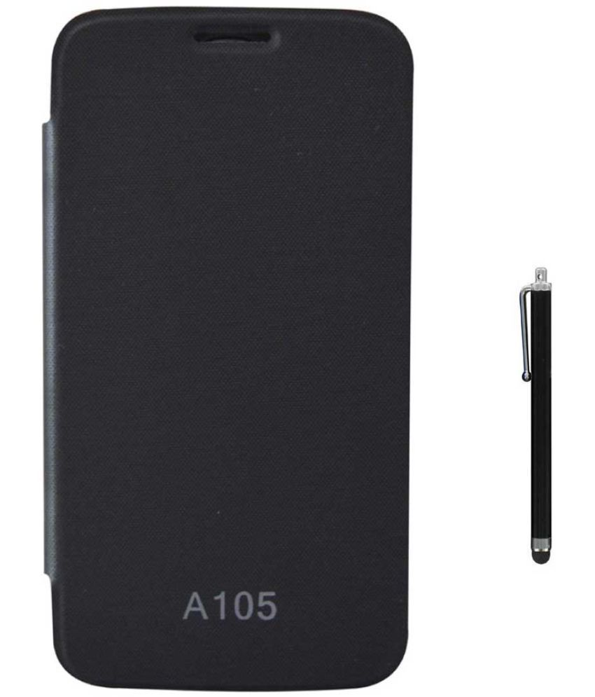 Micromax Canvas Entice A105 Cover Combo by TBZ