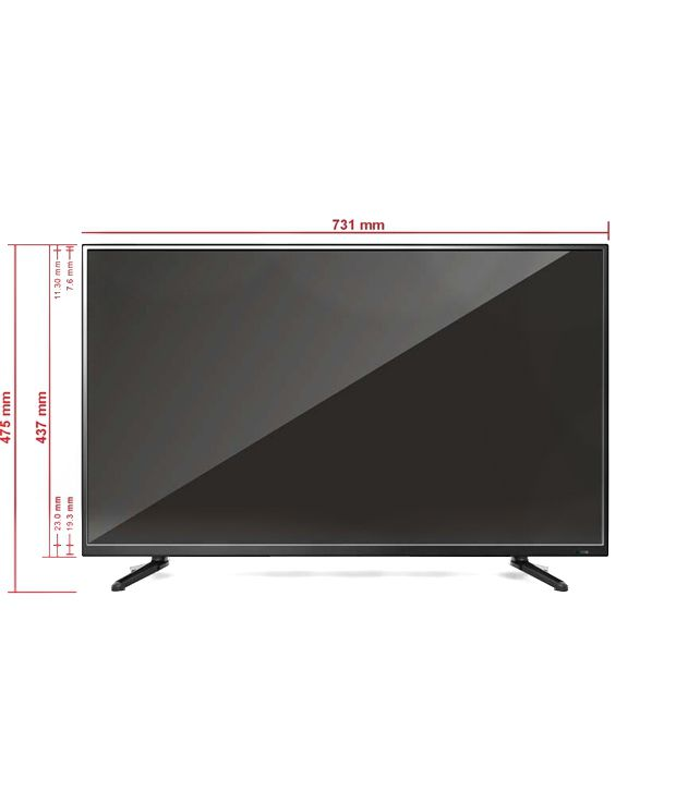 buy westway by weston wel 3200 80 cm 32 hd ready led tv online at best price in india snapdeal. Black Bedroom Furniture Sets. Home Design Ideas