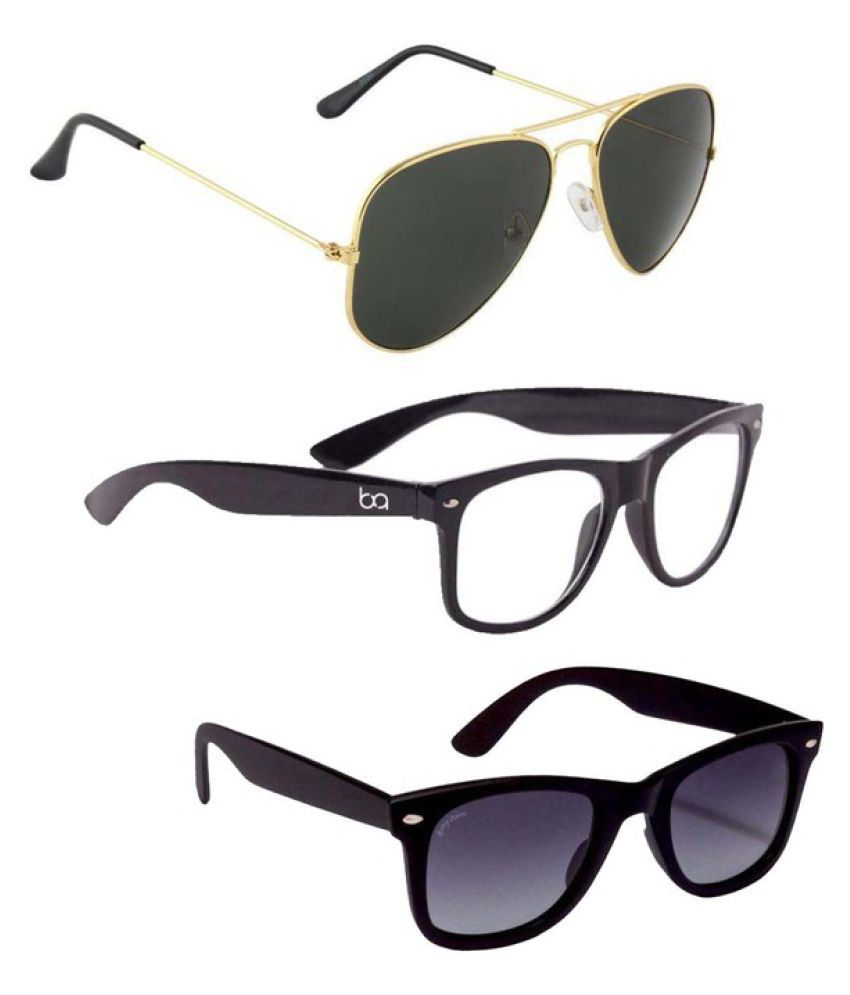 Being Adam Sunglasses Combo ( 3 pairs of sunglasses ) - Buy Being Adam  Sunglasses Combo ( 3 pairs of sunglasses ) Online at Low Price - Snapdeal 5fd817ef06