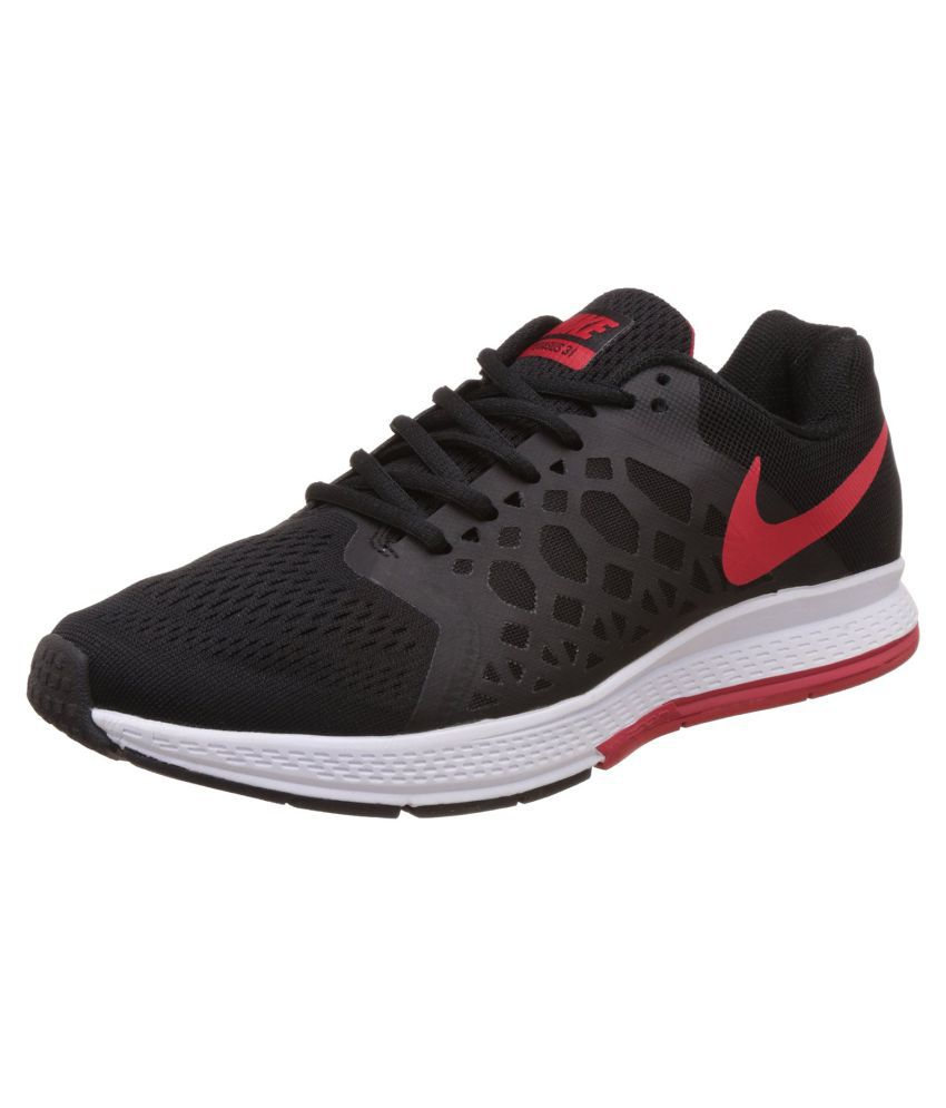 nike pegasus zoom 31 running shoes black available at. Black Bedroom Furniture Sets. Home Design Ideas