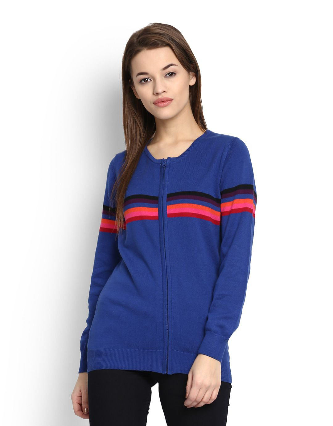 5fa0d4fc7 Buy Wrangler Blue Sweatshirts Online at Best Prices in India - Snapdeal