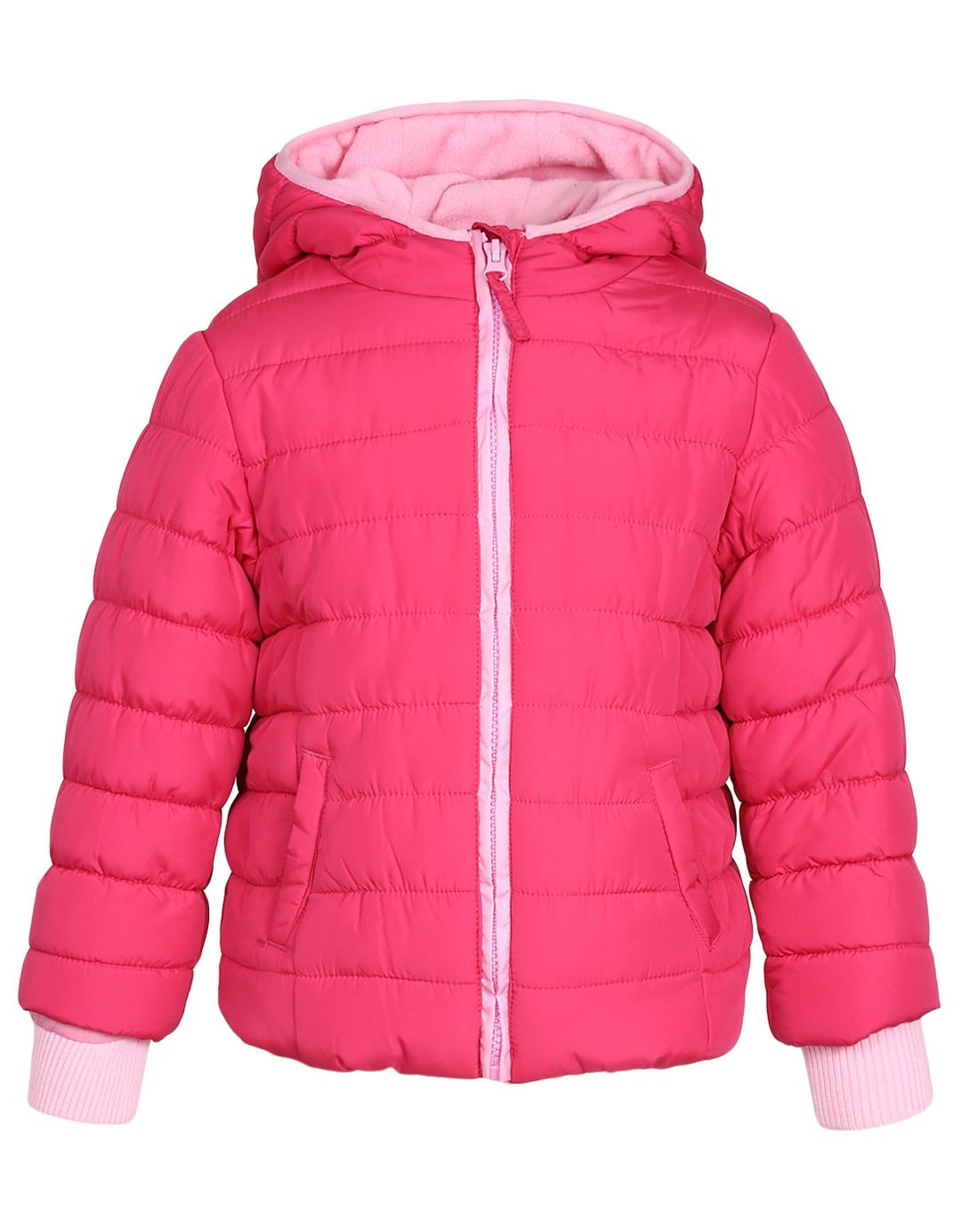 Mothercare Girls Pink Jacket