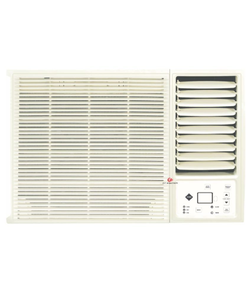 Og heavy duty 1 5 ton 5 star 18w5 window air conditioner for 1 5 ton window ac price