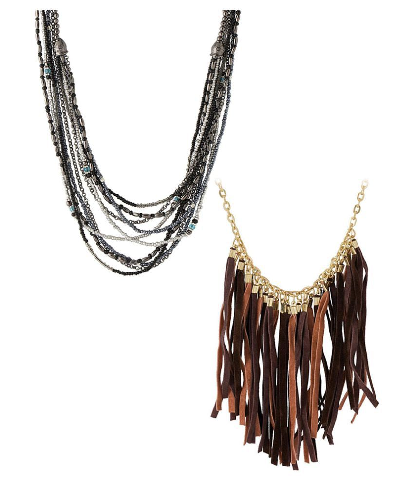 Voylla Necklace Combo For Women