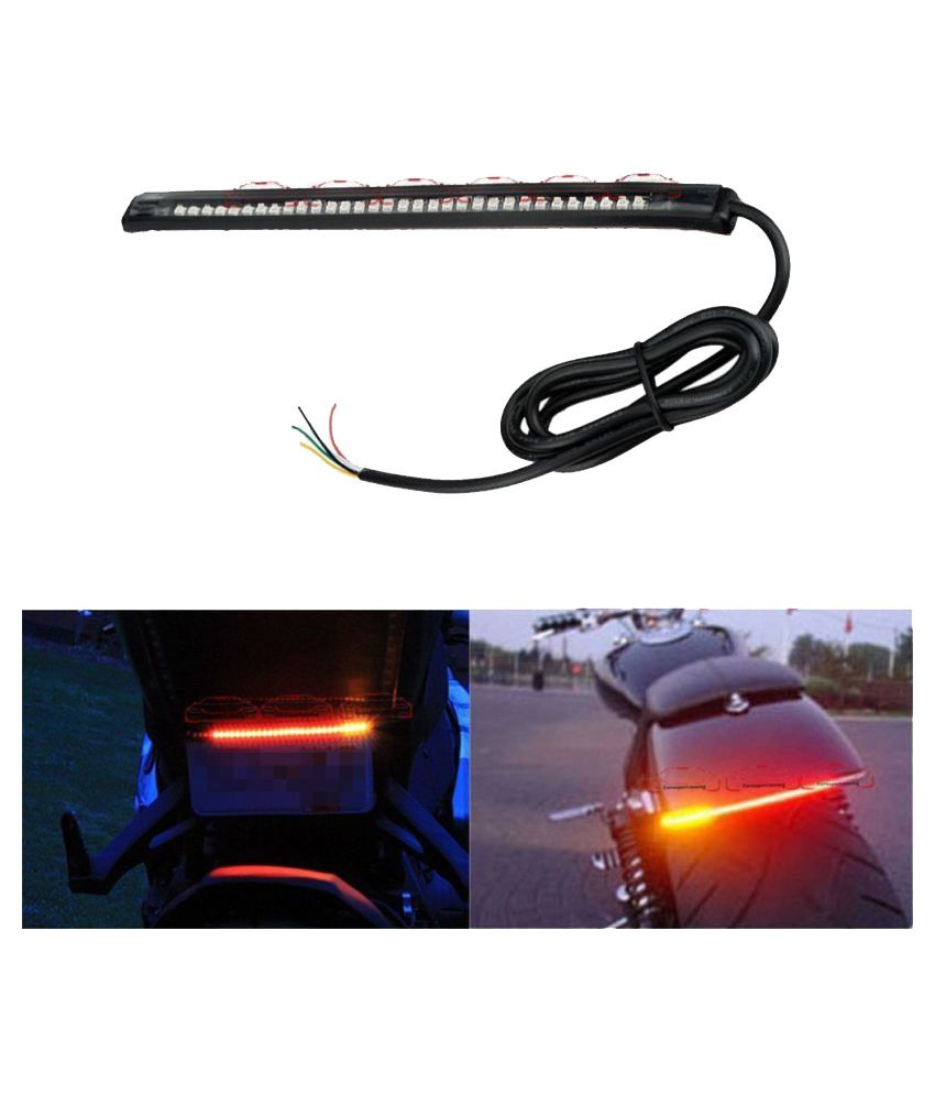 Nice AutoSun Multicolor Bike Strobe Light ...