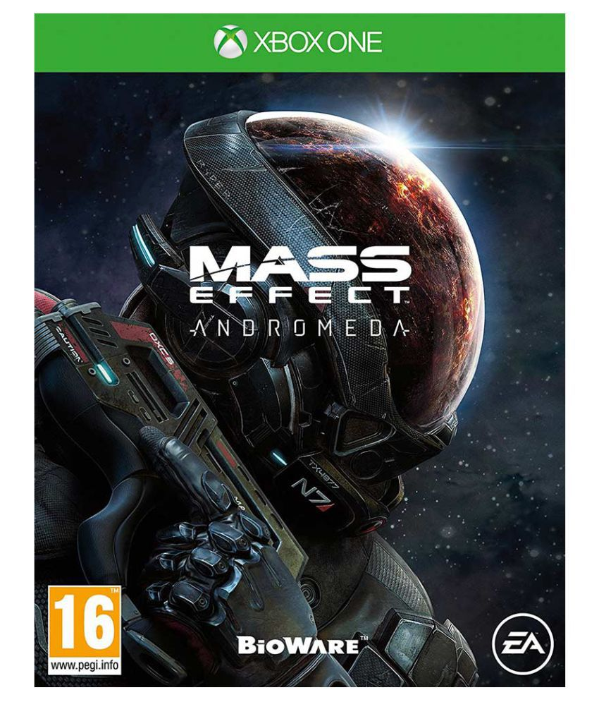 Mass Effect: Andromeda (Microsoft Xbox One, 2017) for sale ...