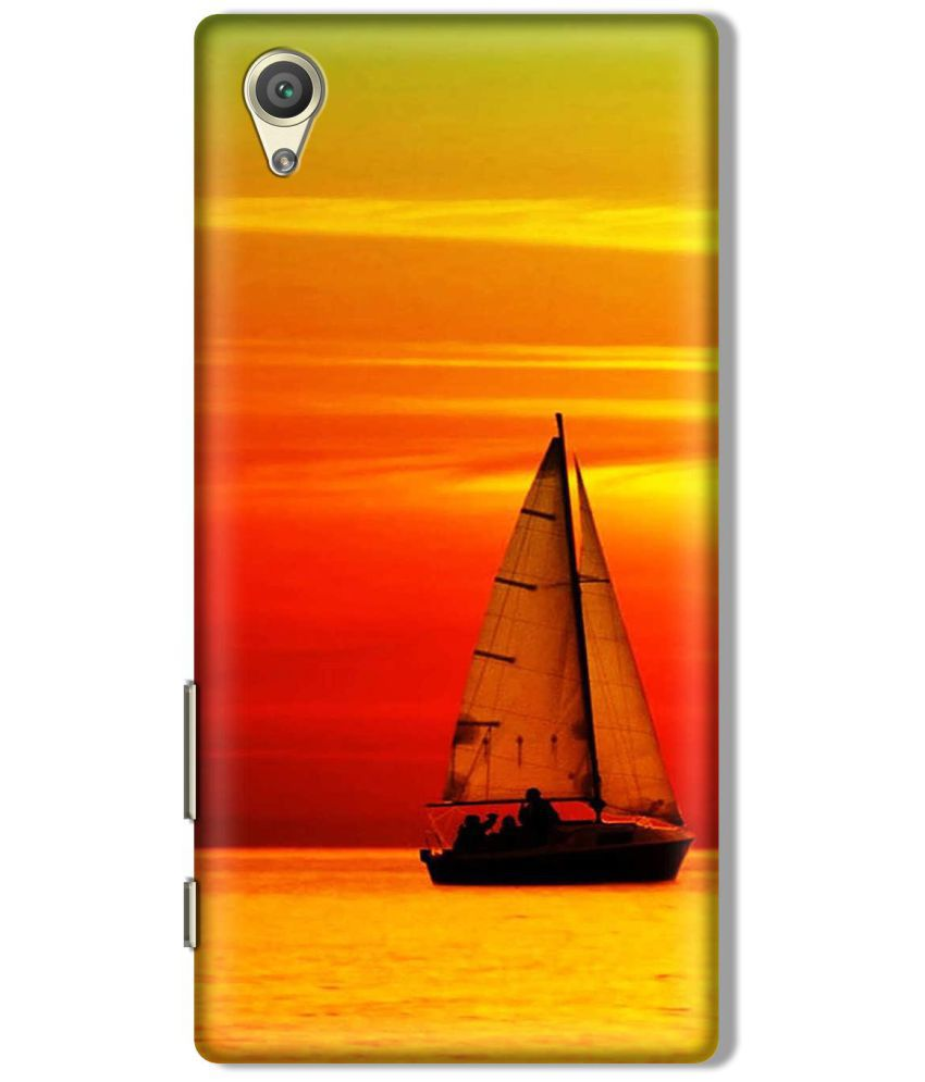 Sony Xperia X Printed Cover By SWAGMYCASE