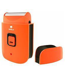 Havells PS7001 Rechargeable Pocket Shaver For Men Orange