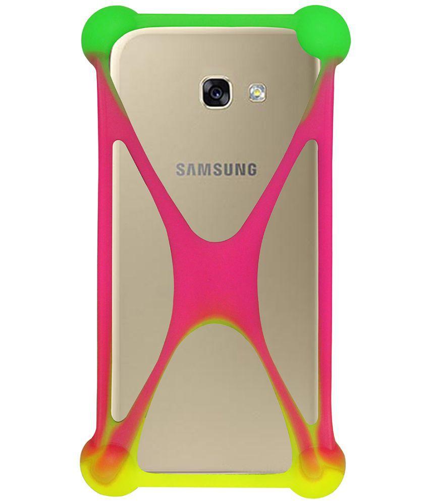 Samsung Galaxy A7 (2017) Bumper Cases Casotec - Multi