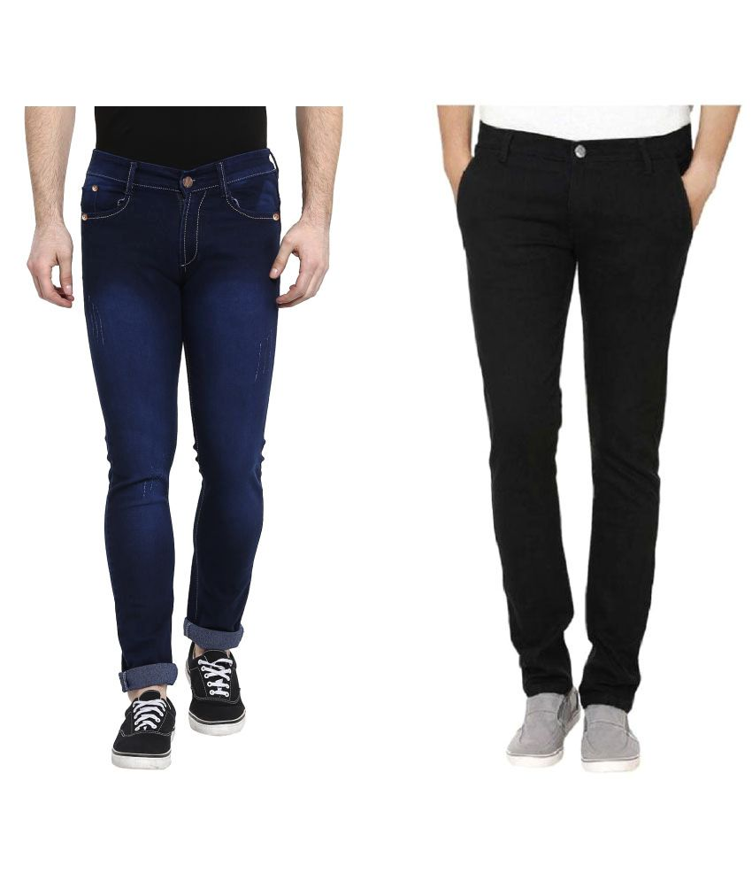 Urbano Fashion Multi Slim Jeans