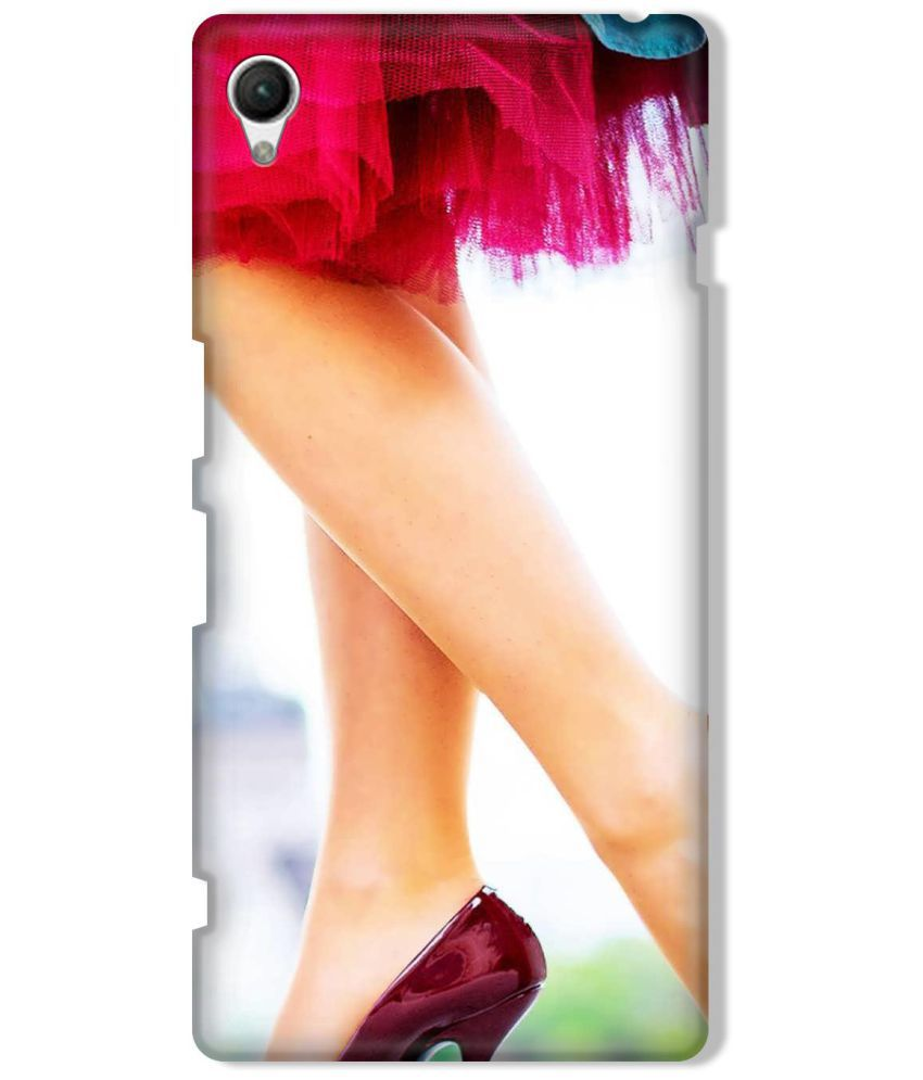 Sony Xperia Z1 Printed Cover By SWAGMYCASE